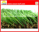 W 모양 옥외 정원 Decking 인공적인 잔디 (4SW1635B)