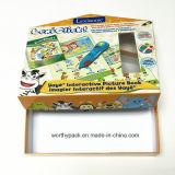 Boîte en carton rigide pour papeterie