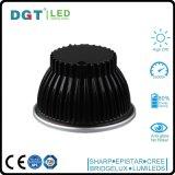 증명되는 SAA/Ce/RoHS를 가진 까만 프레임 6W 개조 LED 스포트라이트 LED 램프