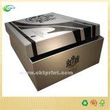 Картон обувает коробку подарка с изготовленный на заказ печатание (CKT-CB-408)
