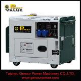 높은 Quality Yanmar 5kVA Silent Diesel Generator