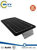 10W Solar-LED Straßenlaternemit Sonnenkollektor
