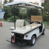 CE одобрил автомобиль машины скорой помощи 2 мест электрический (DVJH-2)