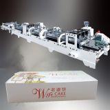 Neue Art gebildet China-im automatischen Karton-Kasten, der Maschinen-Preise (QH-SLJ, bildet)