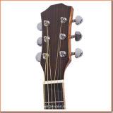 "41"" Spruce madera contrachapada guitarra acústica de alta calidad"