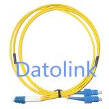 Cavo di zona ottico duplex della fibra di Sc/Upc-Sc/APC MP