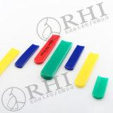 Plastikvinylflache Handgriff-Griffe