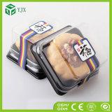 Gâteau 2 4 jetable empaquetant la boîte de empaquetage chinoise en plastique de Mooncake
