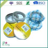 Fita de papel tomada o partido dobro de uso geral de tecido