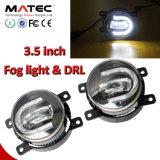 DRL 주간 야간 항행등 9005 Hb3 9006 Hb4 H11 H10 3.5 Inch&#160를 가진 안개 램프; 닛산 Qashqai를 위한 안개등