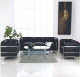 Le Corbusier-ledernes Büro-Sofa für Büro-Haus