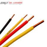 Collegare di interramento elettrico isolato PVC memoria di rame del conduttore di singola