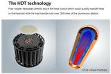 Fabriqué en Chine Shenzhen 5 ans de la garantie 200W 150W 100W Dimmable de réflecteur élevé du compartiment DEL