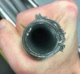 Conducto de acero flexible hermético revestido del PVC