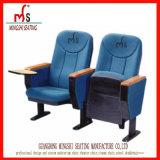 Silla barata del auditorio con el certificado ISO9001
