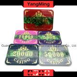 Conjunto acrílico de chips de poker 760PCS (YM-FOCP001)