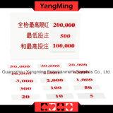 Высокосортный предел Sign-1 париа Acrylic (YM-LC01)