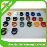 Personifizierte Form, die bunte Silikon-Finger-Ringe (SLF-SR011, bekanntmacht)