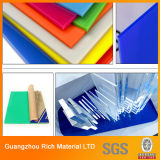 Plastikplexiglas-Blatt/AcrylBoard/PMMA Plexiglas-Vorstand