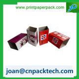 Wimper-Kosmetik-verpackenverpackungs-Papierkasten