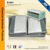 Corpo de aquecimento do infravermelho distante de 5 zonas que Slimming o cobertor (K1804)