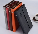 Leather Hardcover Journals with Pen Loop or Elastic Bands
