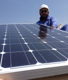 태양 경쟁가격 100W 단청 태양 PV 위원회