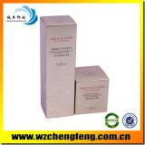Cadre de empaquetage de papier de carton blanc d'impression pour le produit de beauté
