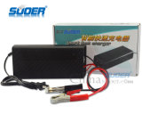 Suoer 제조 PWM 배터리 충전기 24V 20A 자동차 배터리 (SON-2420B)
