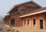 Панель стены Composiste Exterios декоративных доск стены WPC деревянная пластичная (M15)