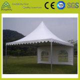 Kundenspezifisches weißes wasserdichtes Aluminiumfamilie Belüftung-Zelt