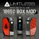본래 미국 품목 무진장 Lmc 200W 상자 Mod