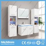 Heißer LED-helle Noten-Schalter-High-Gloss Lack-modernes Badezimmer stellte ein (B801D)