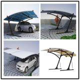 Poly parking escamotable haut facile se pliant de Gazebo