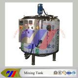 냉각 및 가열 탱크 (노후화와 섞는 기능에)