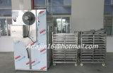 De Doorgevende Oven van de hete Lucht voor Geneeskrachtige Substantie Dyring, Desinfectie, Dehydratie
