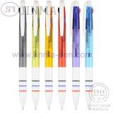 De giften Plastic Veelkleurige &#160 van de Bevordering; Pen JM-6027
