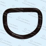 Anéis-D do metal da alta qualidade dos acessórios do vestuário