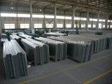 Folhas galvanizadas material de construção do Decking do assoalho de China para a estrutura frente e verso das casas