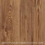 Vinile di legno del PVC di durevolezza che pavimenta 3.0mm 4.0mm