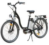 """"""" bicicleta eléctrica de la ciudad 26 con el marco de aluminio (TDE-001)"""
