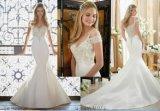 "Sereia 2017 ""sexy"" que perla o vestido de casamento da noiva, personalizado"
