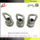 Zink-Legierung Beleuchtung-hängendes Ring-Kristallteil des Druckguss-LED