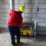 De automatische Diesel van de Zuiger Motor geeft het Bespuiten van de Muur van het Pleister van de Machine/van het Mortier van de Pomp van het Cement terug