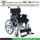 Алюминиевая облегченная складывая кресло-коляска силы с батареей лития