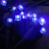 Cadena luces multicolor LED de luz LED