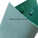 PVC 큰 점 녹색 컨베이어 벨트