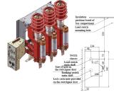 Interruttore di rottura di caricamento di alta tensione di CA dell'unità di combinazione di Yfn12-12rd/125-21.5-Fuse