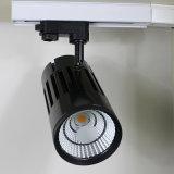 diodo emissor de luz Tracklight da ESPIGA de 2wire 3wire 30W 40W 50W Dimmable