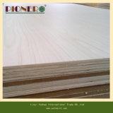 Tablero de madera del MDF de la melamina del grano